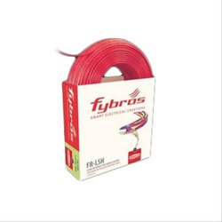 Fybros PVC Cable, Packaging Type: Box
