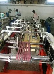 Corogation Box Side Pasting Machine