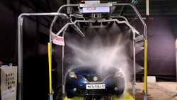 Automatic Car Washing System