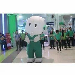 Inflatbale Mascot Costume