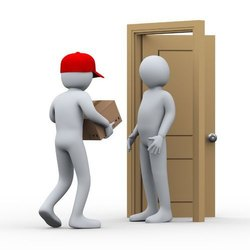 Worldwide Door To Door Delivery Service, Local