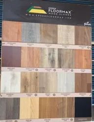 Greenply Brown Green Panel lemined wood Flooring