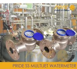 SS MECHANICAL FLOWMETER