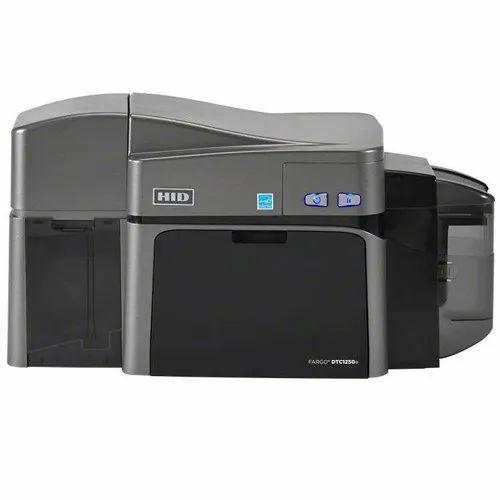 HID Double Side Smard Card Printer - Fargo Dtc1250e