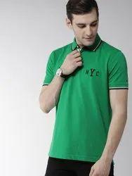 Green Polo T shirts
