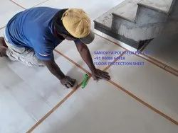 Floor Protection Sheet/ Tiles Protection Sheet
