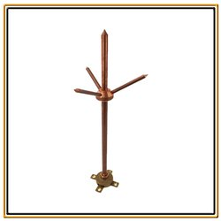 Spike Lightning Rod Protection System