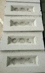 Rectangle Grey Cement bricks