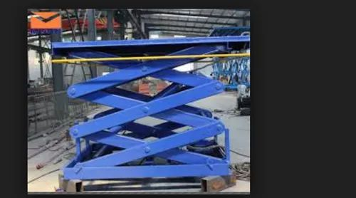 Scissor Lift - Self Propelled Scissor Lift Manufacturer from Pune