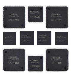 ARM Cortex-M4 Microcontroller