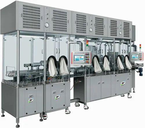 Pre Filled Syringe Filling Machine, प्री फीलड सिरिंज फिलिंग मशीन -  S.M.Pharma Solution, Ahmedabad   ID: 22435331673