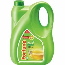 Fortune Soya Plus Health Oil, Packaging Type: Can, Packaging Size: 5 Litre