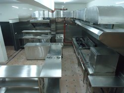 Stainless Steel,Glass Stainless Steel Commercial Kitchen Equipments