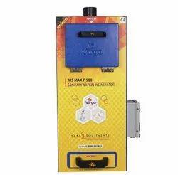 Hygienic Sanitary Napkin Incinerator MSMAXP500