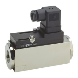 Upto 35 Lpm Current Rating (Amps): 0.5 Amps At 230vac Piston Type Flow Switch