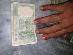 5 Rupee Old Indian Note