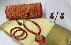 TITHI Silk Thread Jewellery