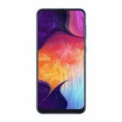 Octa-core Samsung Galaxy A50 Smartphone, Sim Size: Nano-sim (4ff), Dimension: 158.5 X 74.7 X 7.7 Mm