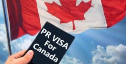 PR Work Canada Permanent Resident Visa, 55000-95000, 3 Years