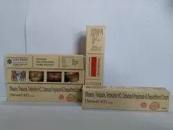 WELFEED Mometasone Furoate  Terbinafine Hydrochloride Cream, Packaging Size: 15 Gm