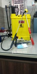 Sensitization hand Spray machine