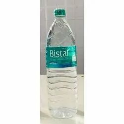 Bistar Packaged Drinking Water 1Ltr. (Round), Packaging Size: 12 Bottles Per Carton, Packaging Type: Shrink Carton