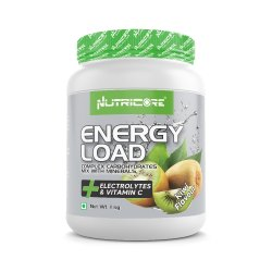 Nutricore Energy Load Instant Energy Mix Powder 1 kg