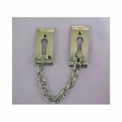 Brass Door Safety Chain