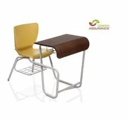 Single Seater Classroom Chair and Desk - Merit