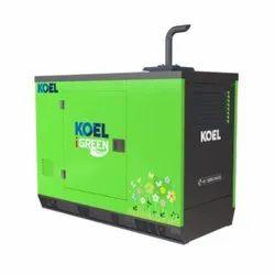 7.5 kVA Koel Green Diesel Generator for Commercial