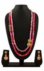 SPJ037 Statement Necklace Gemstone Jewellery