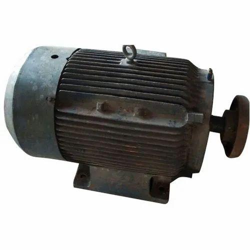 Refurbished Ac Induction Motor