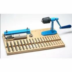 Stainless Steel Jump Ring Maker Set, For Jewellery