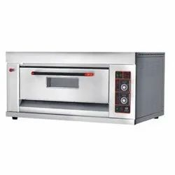 1 Deck 2 Tray Gas Deck Oven