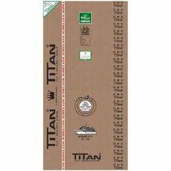 Brown Titan Plywood, Size: 8*4 Feet, for Furniture