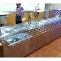 Food Serving Counter
