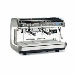 Stainless Steel Coffee Machine La Cimbali M39 Dosatron