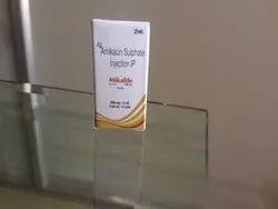 Mikalife Amikacin Sulphate Injection IP