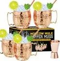 Copper Mug for Moscow Mules