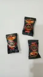 Round Cafe Town Coffee And Caramel Candy - 4 Gram, Packaging: Box