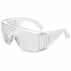 Male Polycarbonate Clear Spectacles