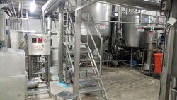 Semi-Automatic Emulsion Adhesives & Emulsion Polymerization Plant Design