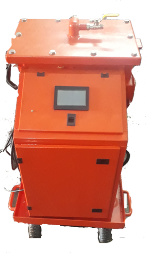 Electrostatic Liquid Cleaning Machines