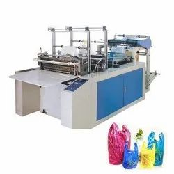 Fully Automatic Biodegradable Bags Making Machine