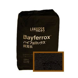 Lanxess Bayferrox Black 4330 Iron Oxide Pigments, Packaging Size: 25 Kg, Purity: Pure