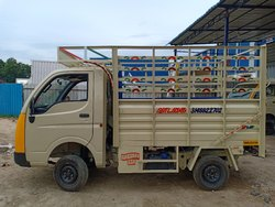 Fully Paint Coted Tata Ace Open Body, For Automobile Industry