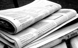 Seller Newspaper & Magazines Banner Media Printing Service, in Kolkata, Offline