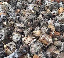 Electric motor copper scrap