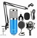 BM800 Condenser Microphone Kit Set Blue