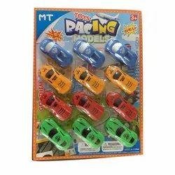 Knocks Pull Back Toy Car, Vehicle Model: BQ - MT SERIES